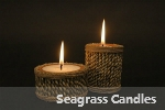 Seagrass Candles