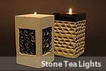Stone Tealights